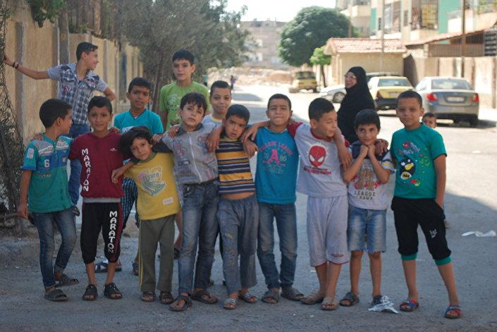 آثار الحرب تظهر على أطفال سوريا