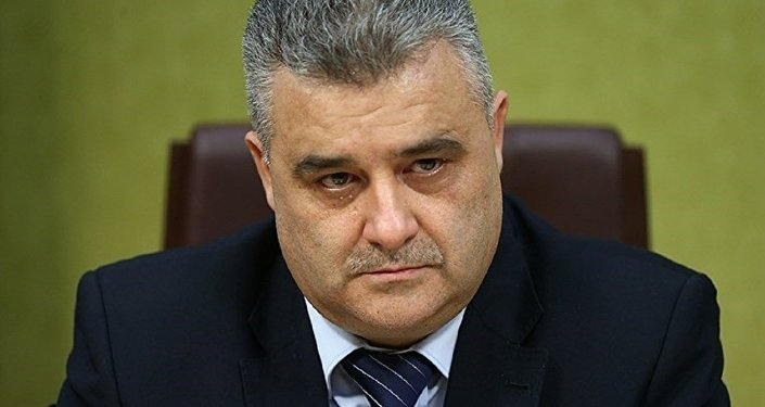 وزير الإعلام السوري رامز ترجمان