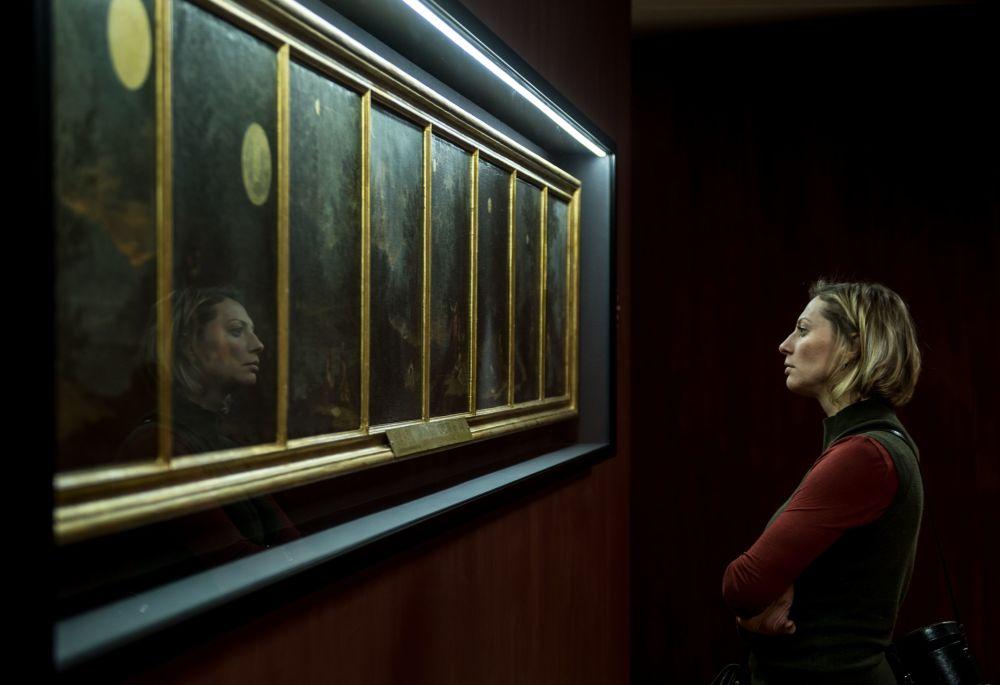 افتتاح معرض للوحات من الفاتيكان لأول مرة، بحيث تشمل أعمال الفنانين الإيطاليين: بيليني ورافايل وكارافادجو في معرض للوحات تريتياكوفسكايا بموسكو