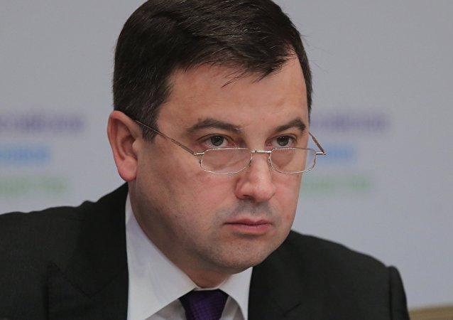 نائب وزير الطاقة الروسي، كيريل مولودتسوف