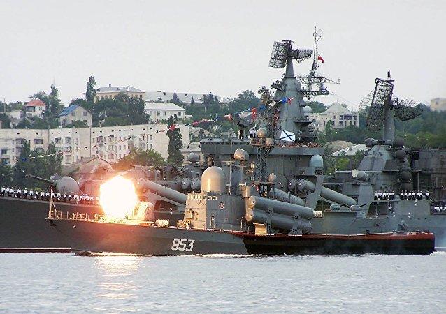 أسطول البحر الأسود