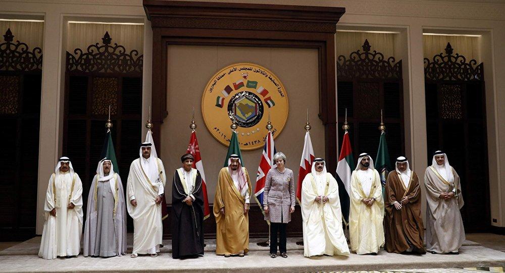 القمة الخليجية الـ 37 بمشاركة رئيسة الوزراء البريطانية