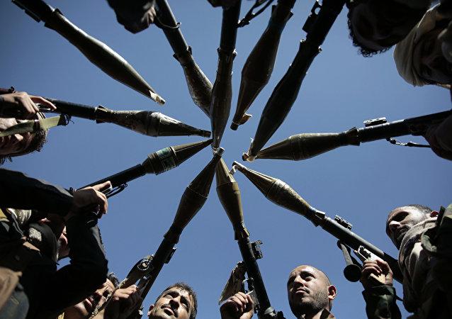 الحوثيون بصنعاء