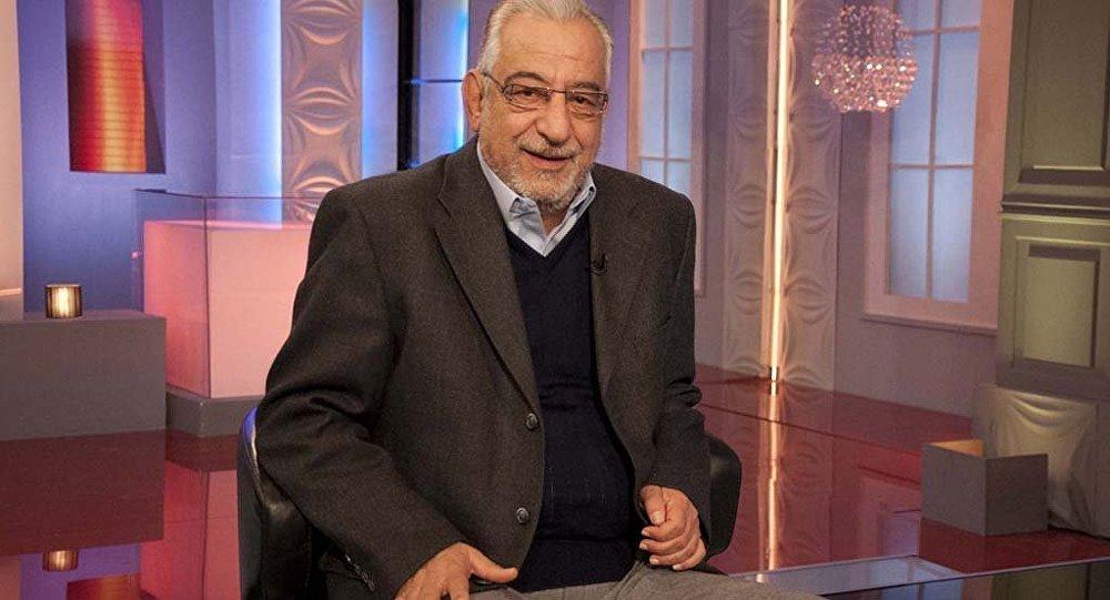 الفنان أحمد راتب