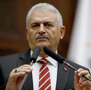 رئيس الوزراء التركي، بن علي يلديرم