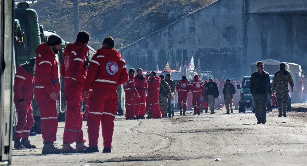 الهلال الأحمر في حلب