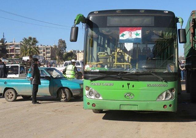 إخراج المسلحبن من حلب