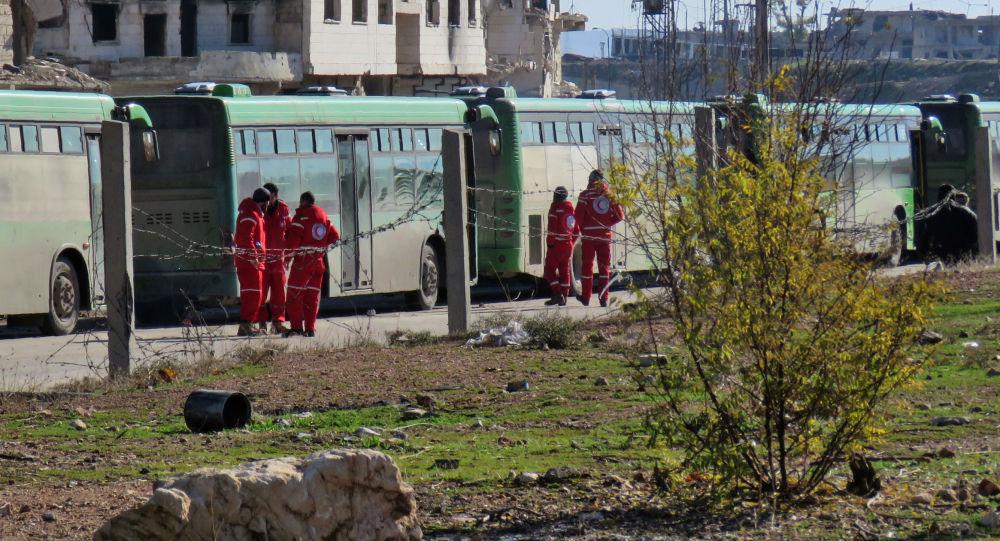 إجلاء المسلحين من حلب