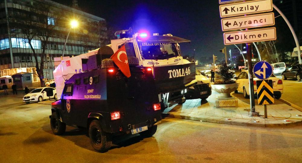 مقتل السفير الروسي في أنقرة، تركيا