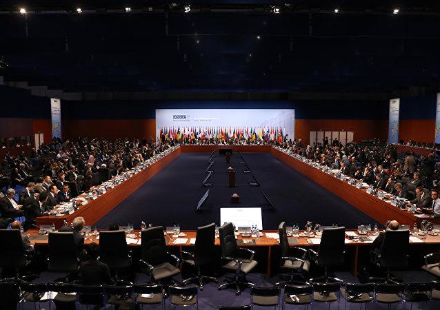 منظمة الأمن والتعاون في أوروبا