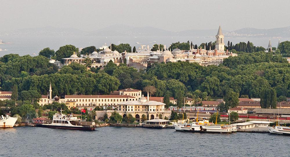 الكنز التركي فى إسطنبول