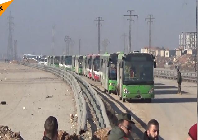 لجيش السوري يقف متفرجاً على المسلحين وبيان النصر بات جاهزاً