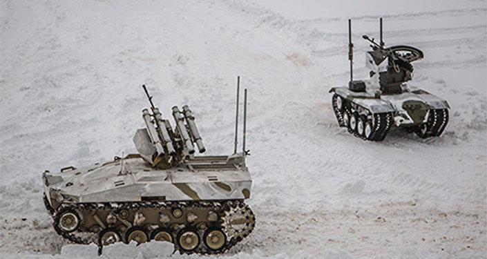 الدبابات الروسية
