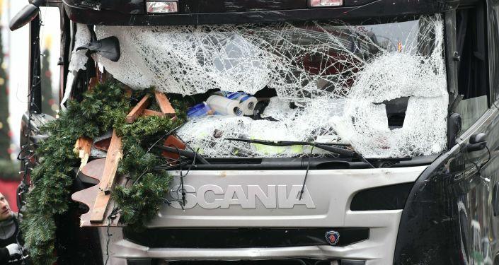 هجوم إرهابي وسط برلين، 20 ديسمبر/ كانون الأول 2016