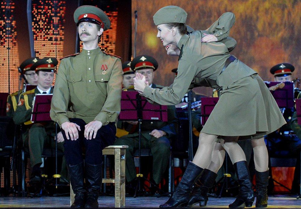 فرقة ألكسندروف الروسية