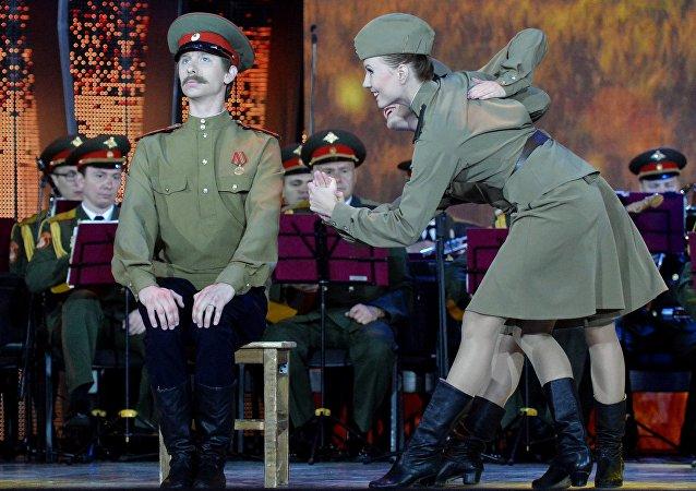 فرقة الكسندروف الروسية