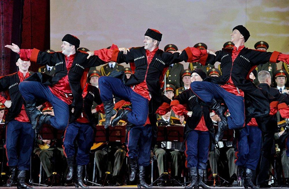 فرقة ألكسندروف العسكرية الروسية