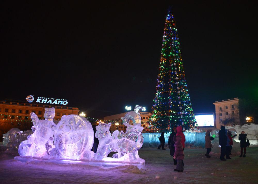 خاباروفسك، روسيا