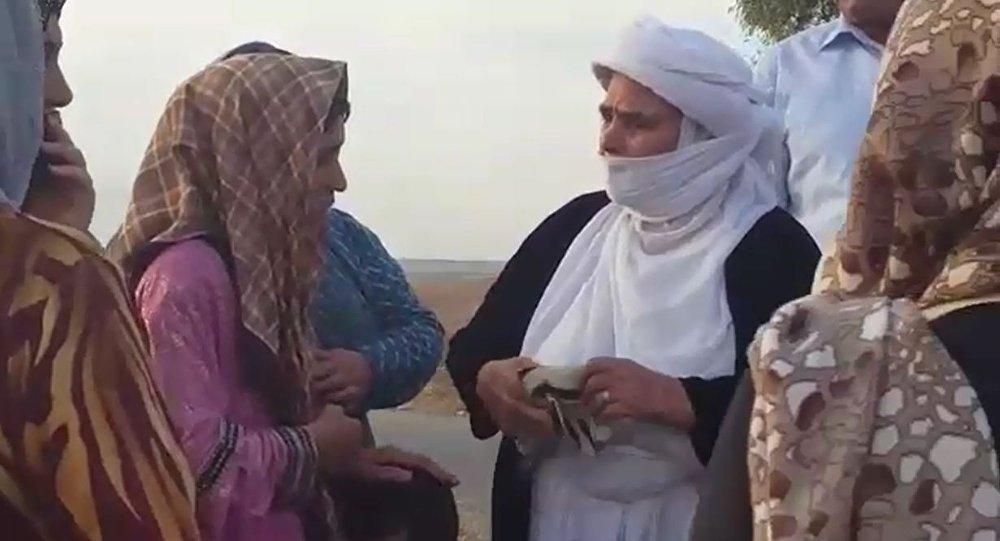 فتيات رهائن عند داعش