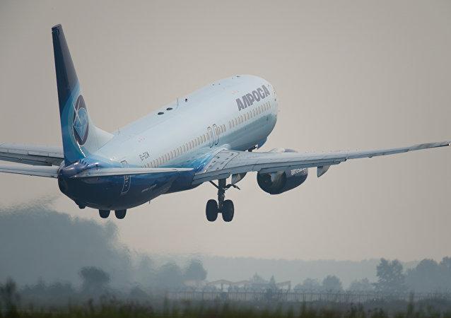 طائرة بوينغ 737-800