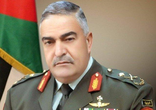 رئيس هيئة الأركان المشتركة الاردنية، الفريق الركن محمود عبدالحليم فريحات