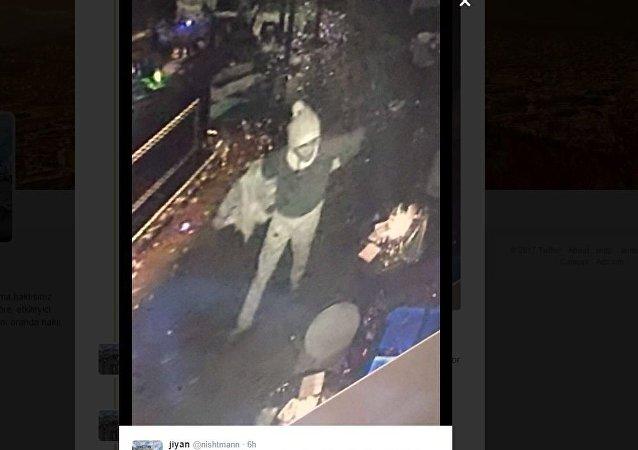 صورة للمشتبه به في الهجوم على الملهى الليلي