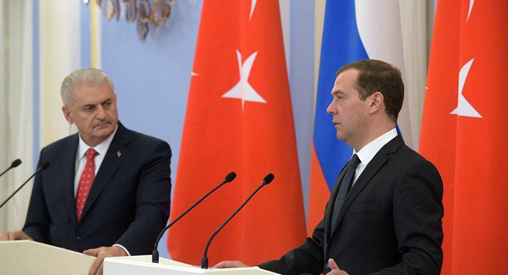يلدريم و ميدفيديف