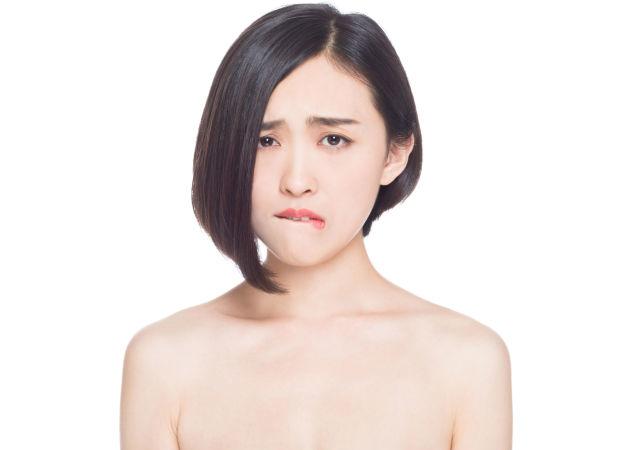 فتاة من الصين