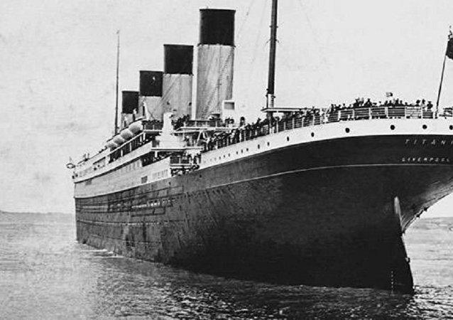 سفينة التايتانك