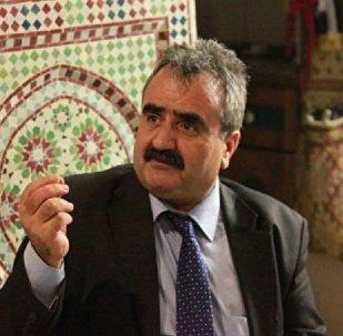 رئيس جمعية الصداقة الفلسطينية الروسية دكتور أسعد العويوي