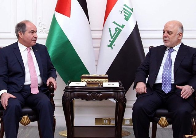 رئيس الوزراء العراقي والاردني