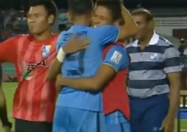 اللاعب الماليزي