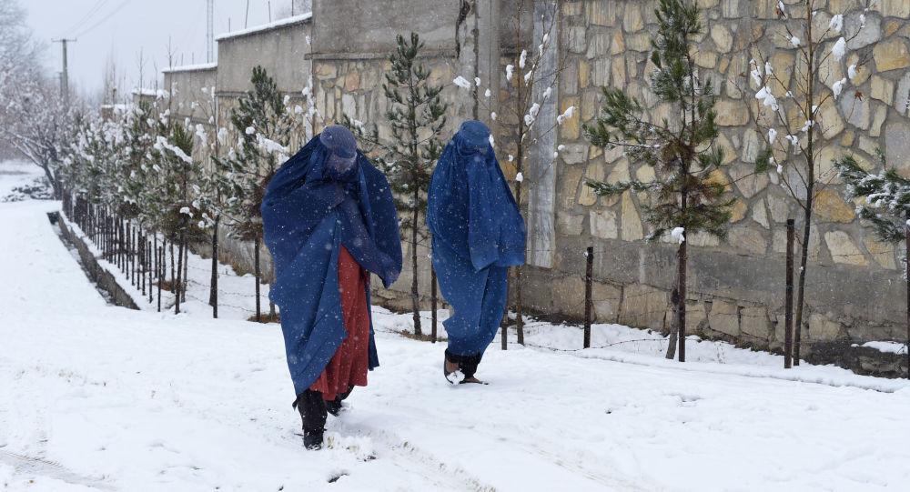 شوارع كابول، أفغانستان