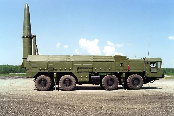 منظومة صواريخ إسكندر سلاح دقيق التصويب