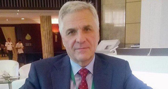 سفير روسيا لدى اليمن فلاديمير ديدوشكين