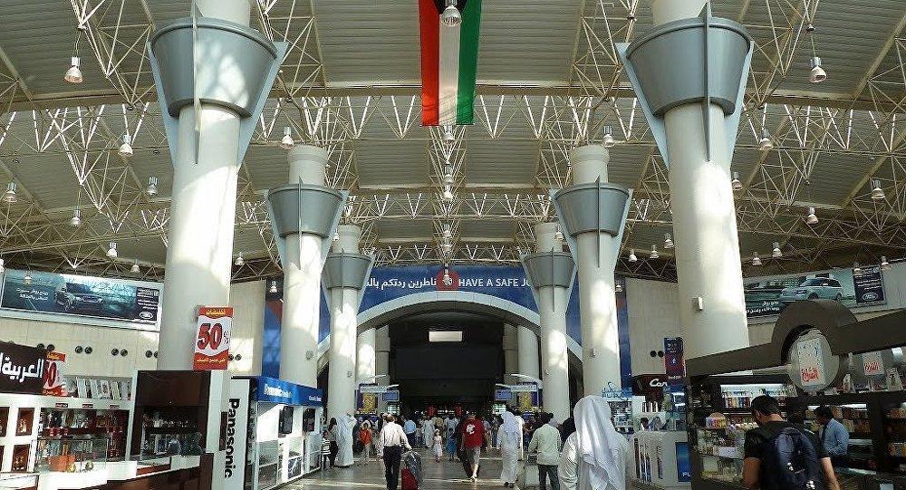 مطار الكويت