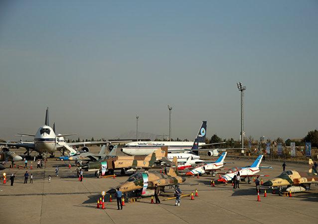 القوات الجوية الإيرانية في طهران
