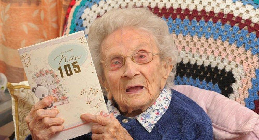 جدة ذات 105 ربيعا تتذكر أكثر من خمسين إسما لأحفادها
