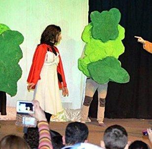 مهرجان مسرح الطفل