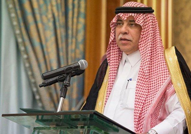وزير التجارة والاستثمار السعودي ماجد القصبي