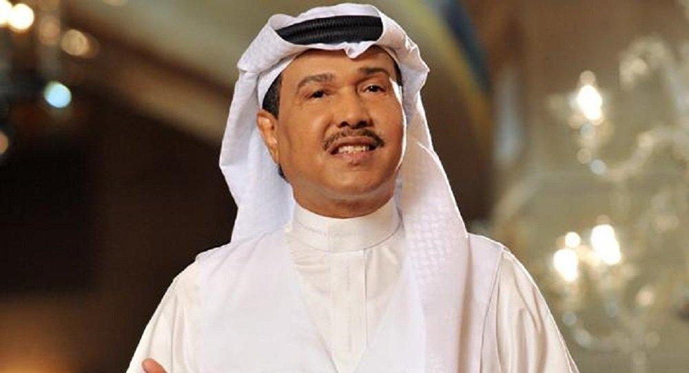 المطرب محمد عبده