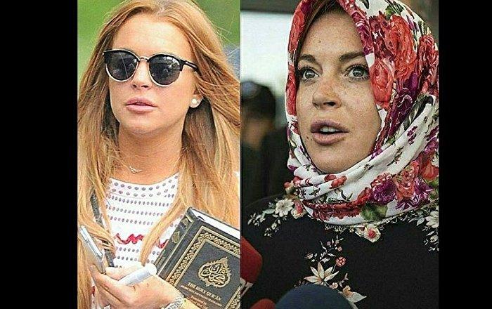 """رامي يوسف: ليندسي لوهان كانت على وشك الظهور في مسلسل """"رامي"""""""