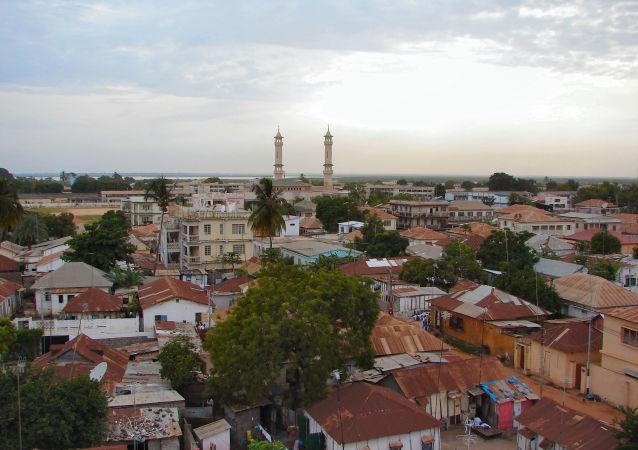 عاصمة غامبيا