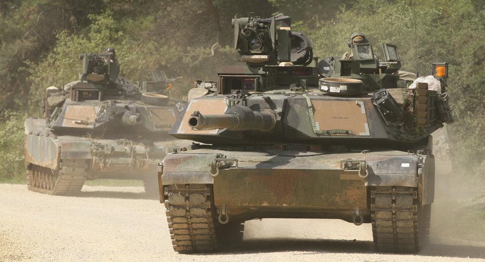 دبابات ابرامز