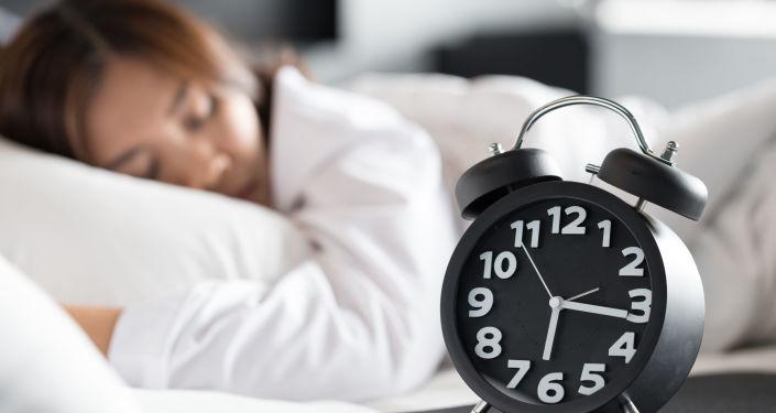 عدد ساعات النوم