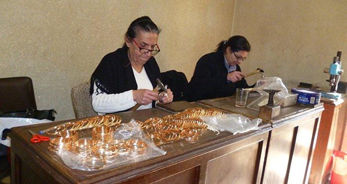 الذهب السوري