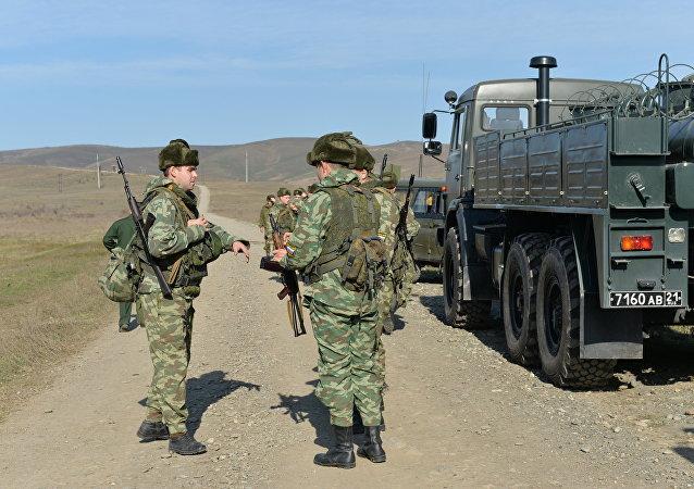 قوات الدفاع الإشعاعي والكيميائي والبيولوجي  الروسية