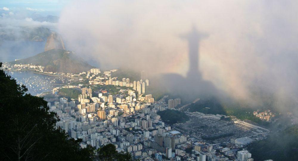 كوركوفادو، ريو دي جانيرو في البرازيل - للمصور بين غودوين المشارك في مسابقة National Geographic Traveller-2017