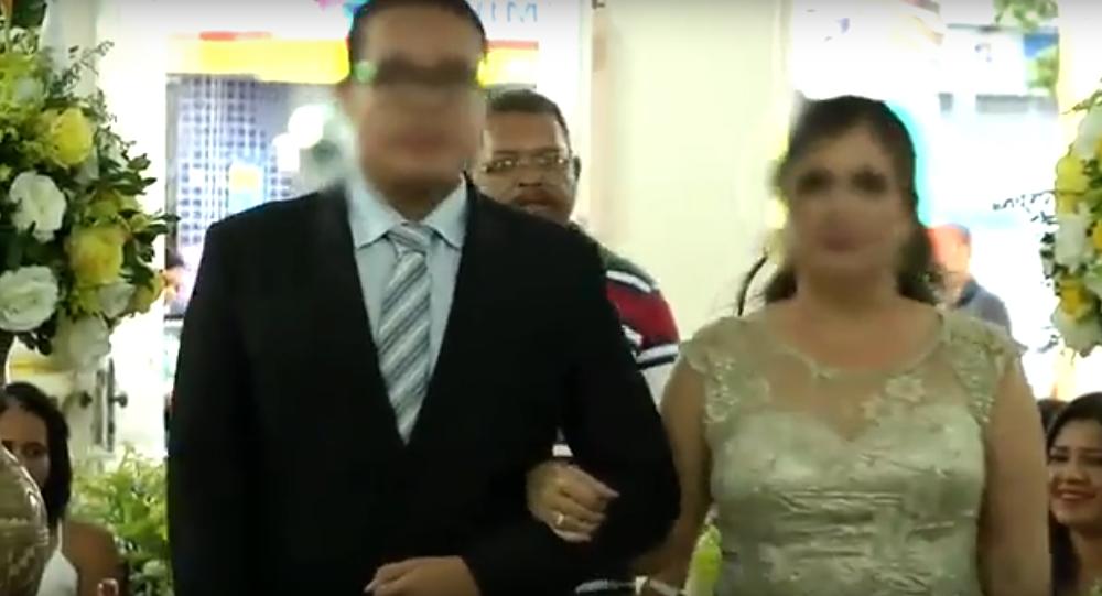 إطلاق النار في حفل زفاف