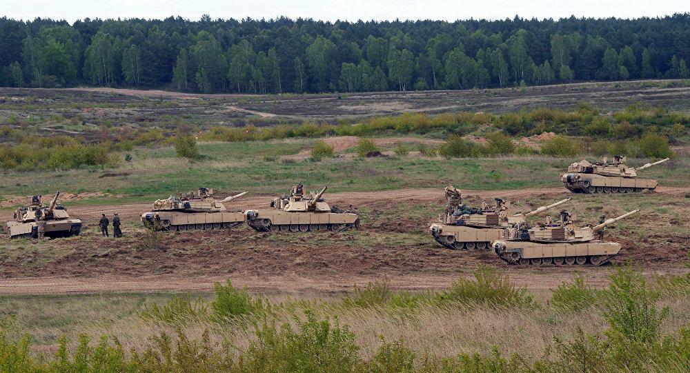 دبابات أبرامز